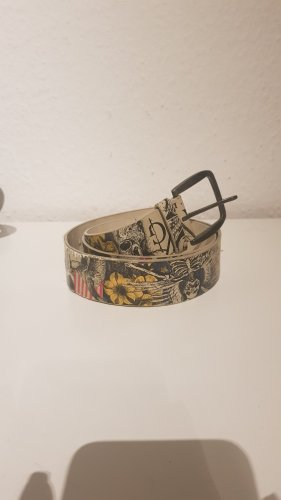 Pull & Bear Belt multicolored