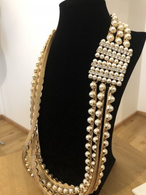 Zara Chain Belt gold-colored