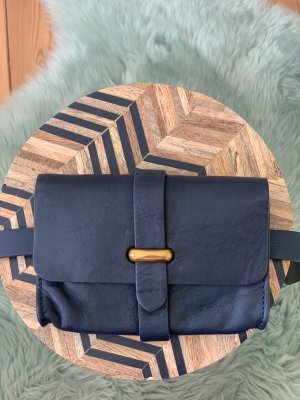 Liebeskind Bumbag blue-gold-colored