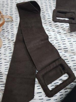 H&M Hip Belt taupe-black brown