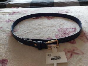 Boucle de ceinture multicolore