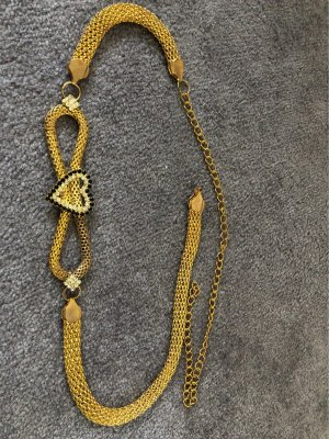 Chain Belt gold-colored
