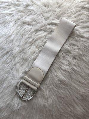 Cinturón pélvico blanco-blanco puro