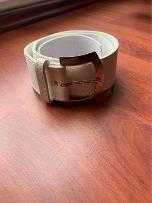 Cinturón de cadera blanco puro