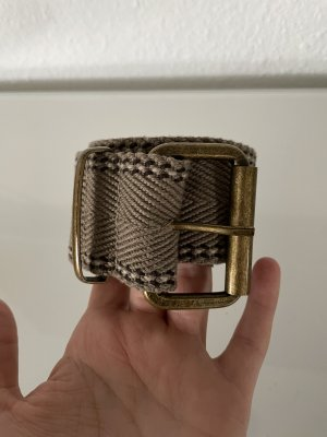edc Fabric Belt grey brown