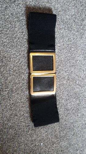 Boucle de ceinture noir
