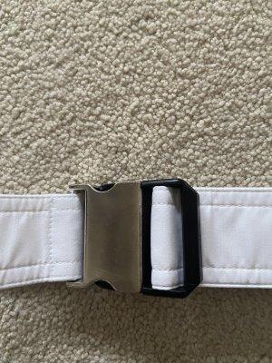 Schöffel Hebilla del cinturón blanco