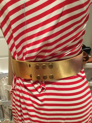Alexandre Vauthier Waist Belt black-gold-colored