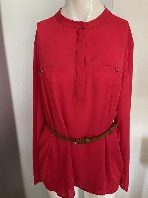 unbekannte Cinturón de cuero de imitación color bronce