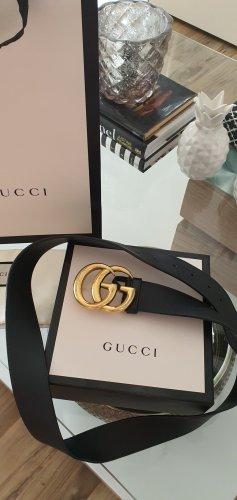 Gürtel Gucci Damengürtel schwarz