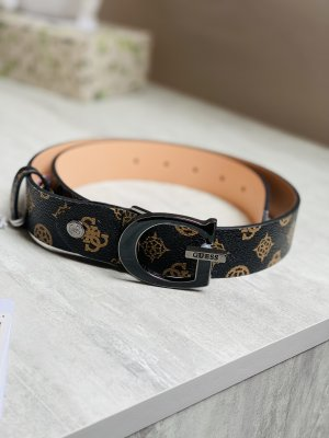 Guess Leather Belt multicolored