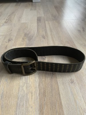 Joop! Jeans Leather Belt black