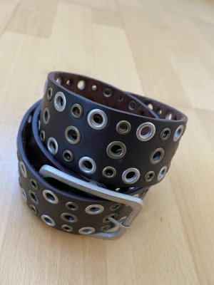 bdc Studded Belt multicolored