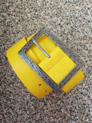 bdc Cinturón de cadera amarillo