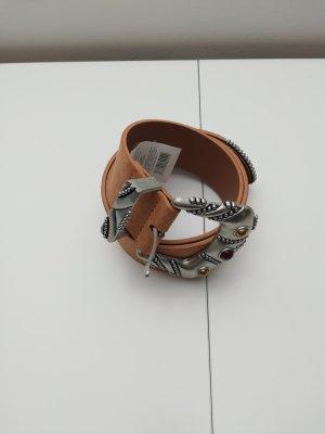 Pimkie Faux Leather Belt multicolored