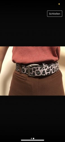 Zara Hip Belt multicolored