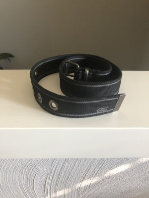 QS by s.Oliver Fabric Belt black