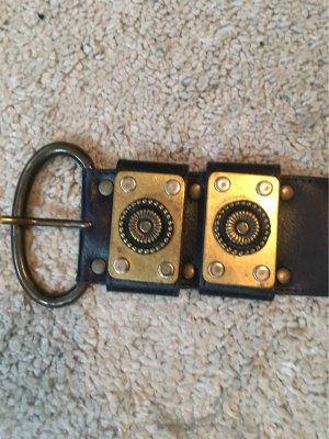 Cinturón pélvico negro Imitación de cuero