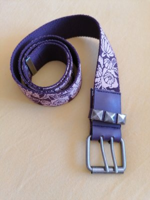 Billabong Fibbia per cinture viola scuro