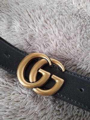Gucci Riemgesp zwart-brons