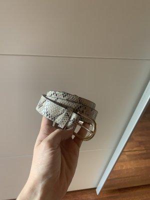 H&M Hip Belt natural white