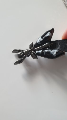 Patrizia Pepe Leather Belt black
