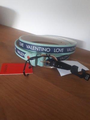 Valentino Faux Leather Belt multicolored