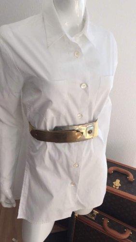 Cinturón de cadera color oro
