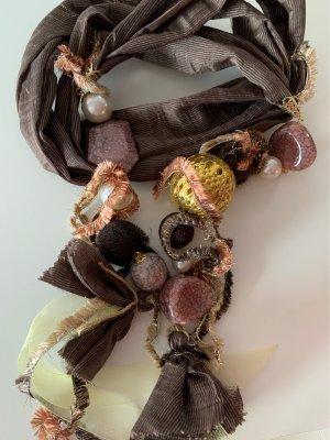 Gürtelband Steine Accessoires Perlen