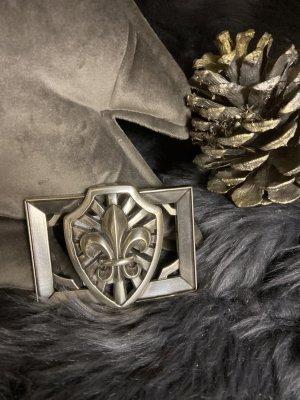 Umjubelt Belt Buckle silver-colored