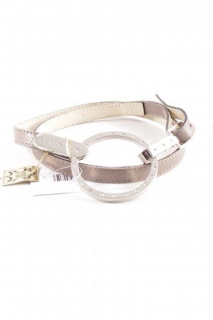 Belt Buckle grey classic style