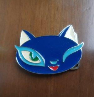 unknown Fibbia per cinture blu