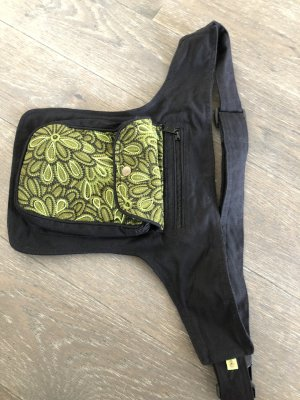 Gürteltasche Bauchtasche Sidebag Hipbag khaki schwarz