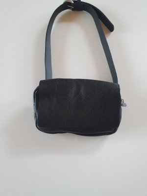 Pieses Bumbag black leather