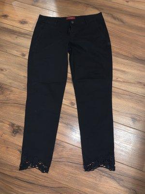 Guess Jeans vita bassa nero