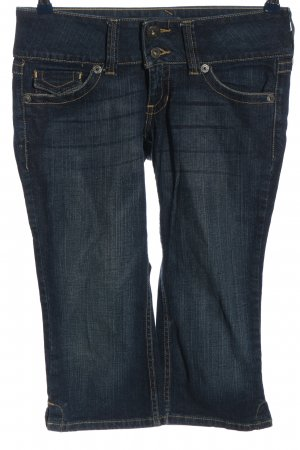 Guess 3/4 Jeans blau Casual-Look