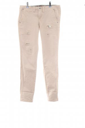 Guess 3/4 Jeans wollweiß Casual-Look