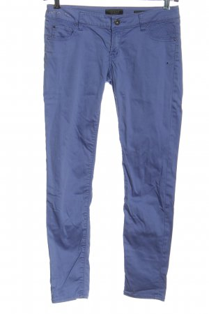 Guess 7/8 Length Trousers blue casual look
