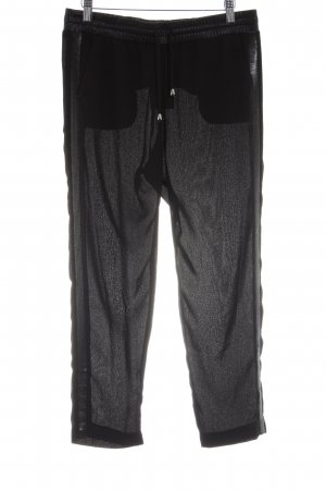 Guess 7/8-Hose schwarz Casual-Look