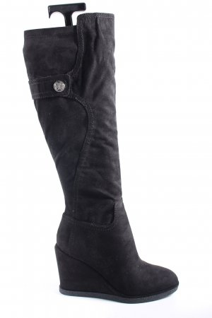 Guess Heel Boots black casual look