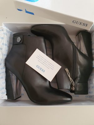 Guess Low boot noir