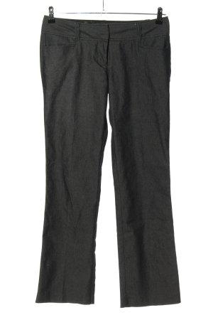 Guess Spodnie garniturowe jasnoszary W stylu casual