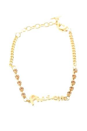 Guess Armband goldfarben Elegant
