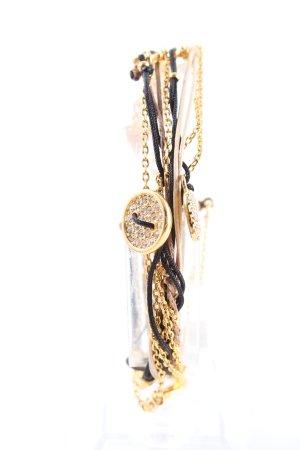Guess Braccialetto sottile oro elegante