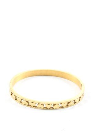 Guess Armband goldfarben Casual-Look