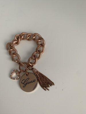 Guess Charm Bracelet rose-gold-coloured