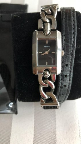 Guess Watch With Metal Strap multicolored