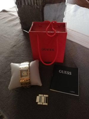 Guess Analog Watch gold-colored
