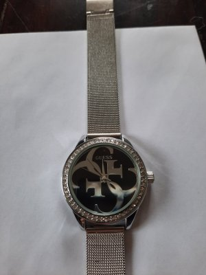 Guess Analog Watch silver-colored