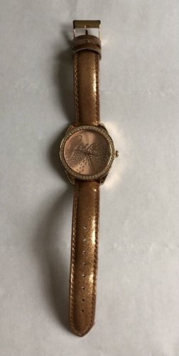 Guess Analog Watch bronze-colored